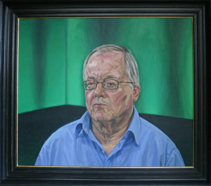 Portret Jan Noord, 50 x 60 cm., 2006